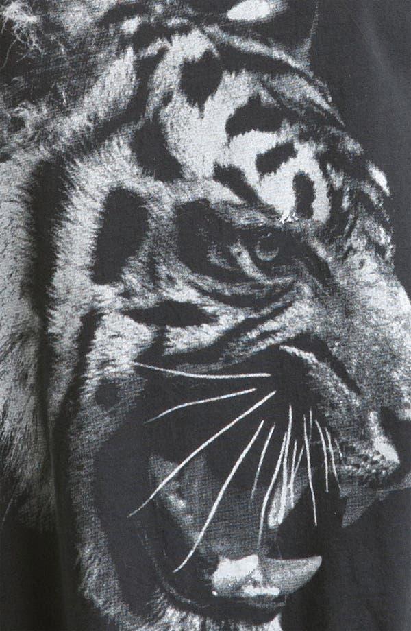 Alternate Image 3  - Remain Tiger Graphic Cutoff Tank