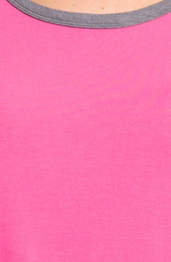Alternate Image 3  - DKNY 'Standout' Pajamas (Plus)