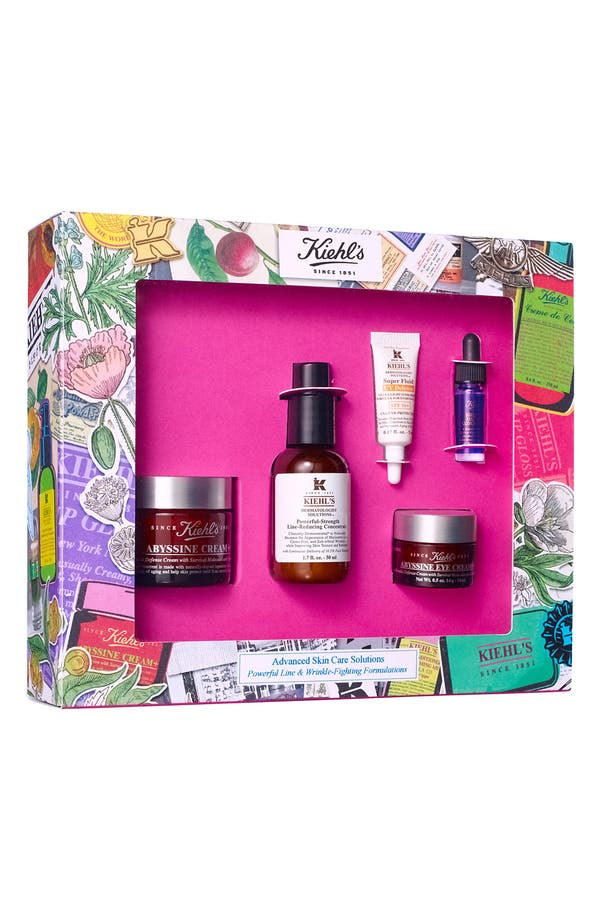 Main Image - Kiehl's Since 1851 'Powerful Line & Wrinkle Fighting' Set (Nordstrom Exclusive) ($152.50 Value)
