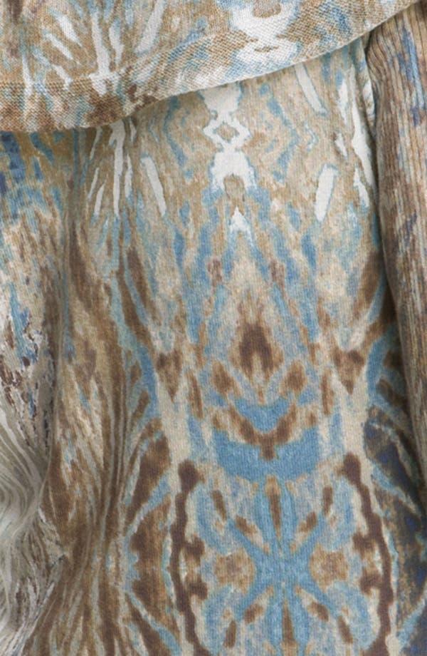 Alternate Image 3  - Nic + Zoe 'Polaris' Print Sweater