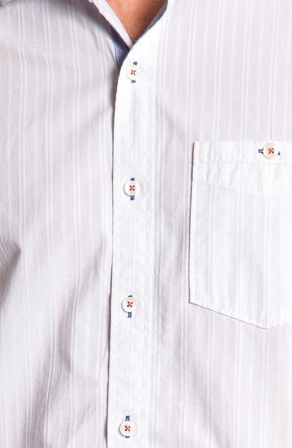 Alternate Image 3  - Tommy Bahama Denim 'Destination Dobby' Sport Shirt