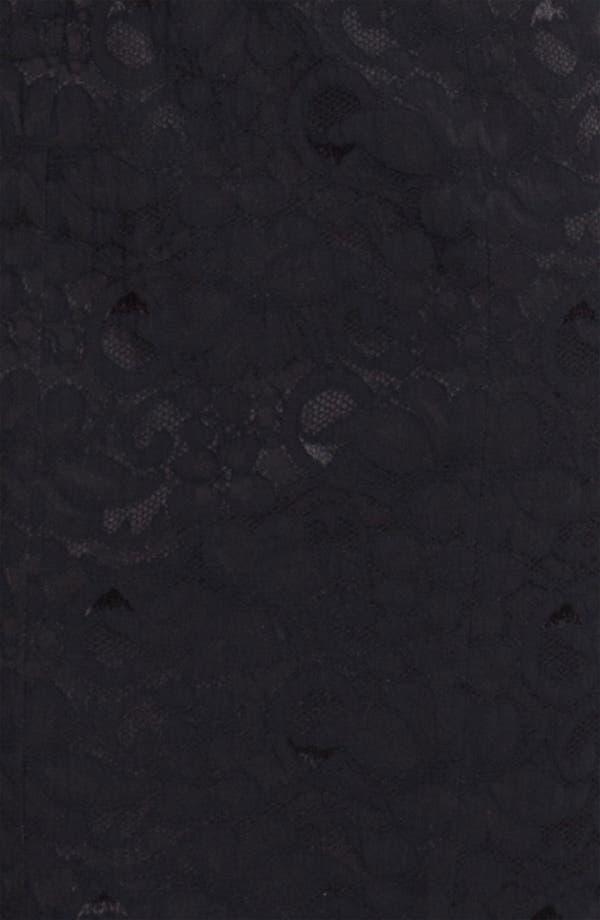 Alternate Image 3  - Louben Lace Sheath Dress