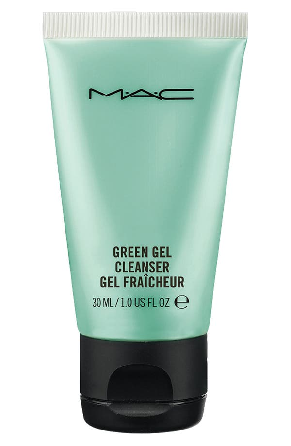 Alternate Image 1 Selected - MAC 'Sized to Go - Mini' Green Gel Cleanser