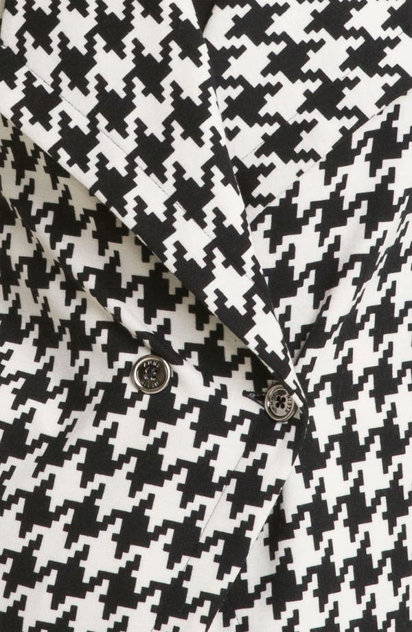 Alternate Image 3  - Anne Klein Houndstooth Jacket