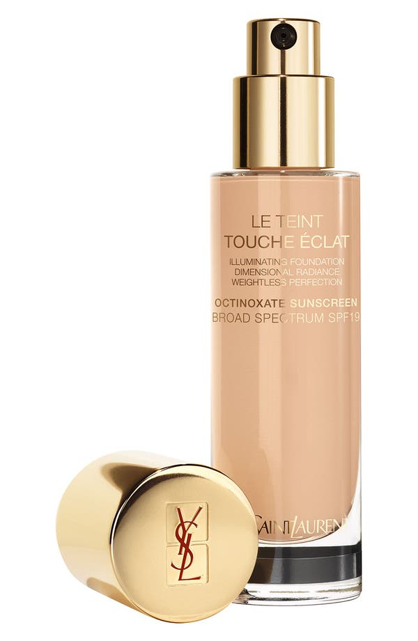 Alternate Image 1 Selected - Yves Saint Laurent 'Touche Éclat Le Teint' Foundation SPF19