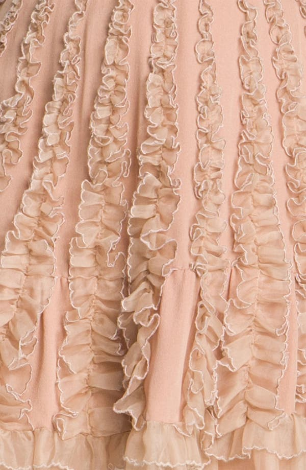 Alternate Image 3  - RED Valentino Lace Detail Dress