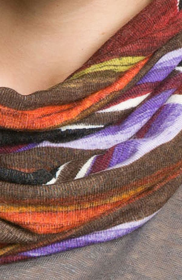 Alternate Image 2  - Hinge® Abstract Print Infinity Scarf
