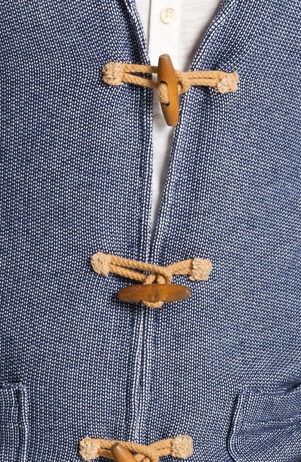 Alternate Image 3  - Obey 'Tracks' Shawl Collar Cardigan