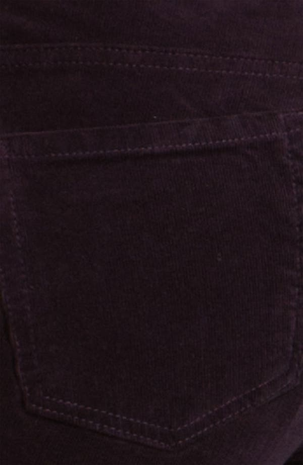 Alternate Image 3  - J Brand Skinny Stretch Corduroy Pants