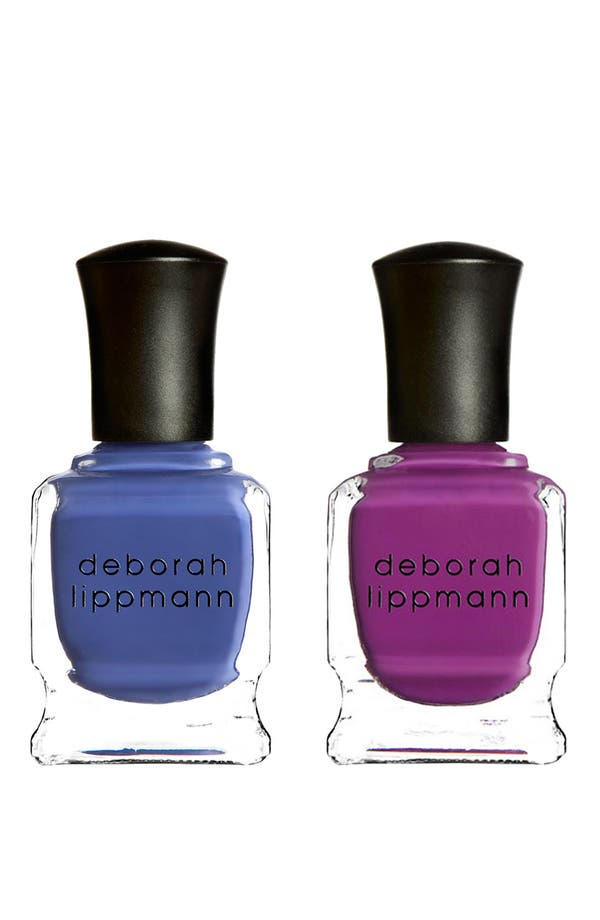 Alternate Image 1 Selected - Deborah Lippmann 'Between the Sheets & I Know What Boys Like' Mini Duet