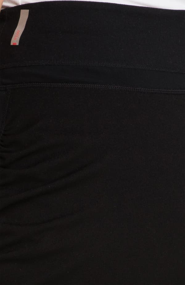 Alternate Image 3  - Zella 'Work It' Skirted Leggings (Plus)