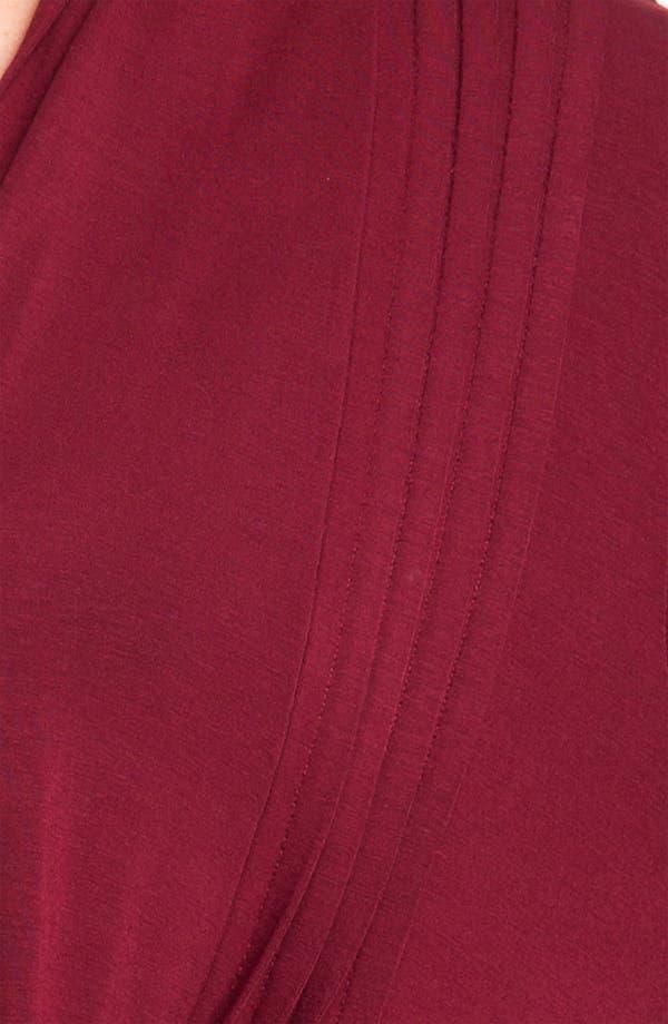 Alternate Image 3  - Kische Open Front Cardigan (Plus Size)