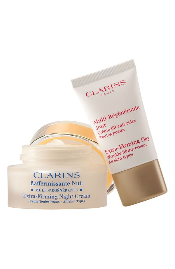Alternate Image 1 Selected - Clarins 'Extra-Firming 24/7' Skincare Duo ($110 Value)