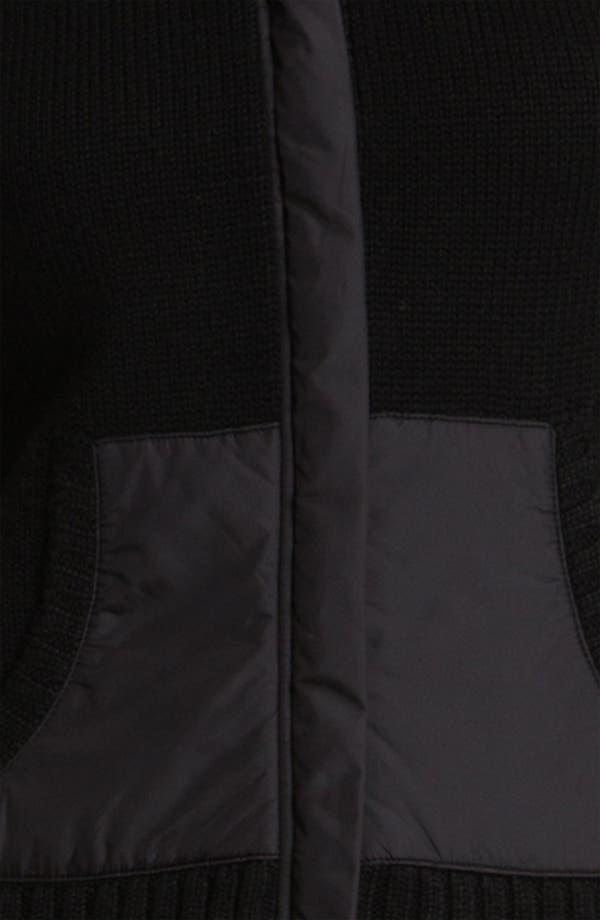 Alternate Image 3  - Eileen Fisher Parka Trim Wool Vest