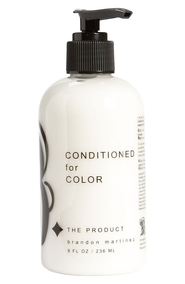 Alternate Image 1 Selected - B. the Product 'Conditioned for Color' Conditioner