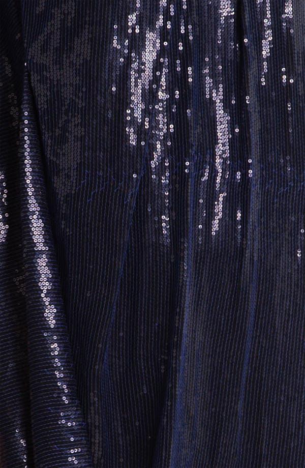 Alternate Image 3  - Lafayette 148 New York Sequin Silk Georgette Tunic