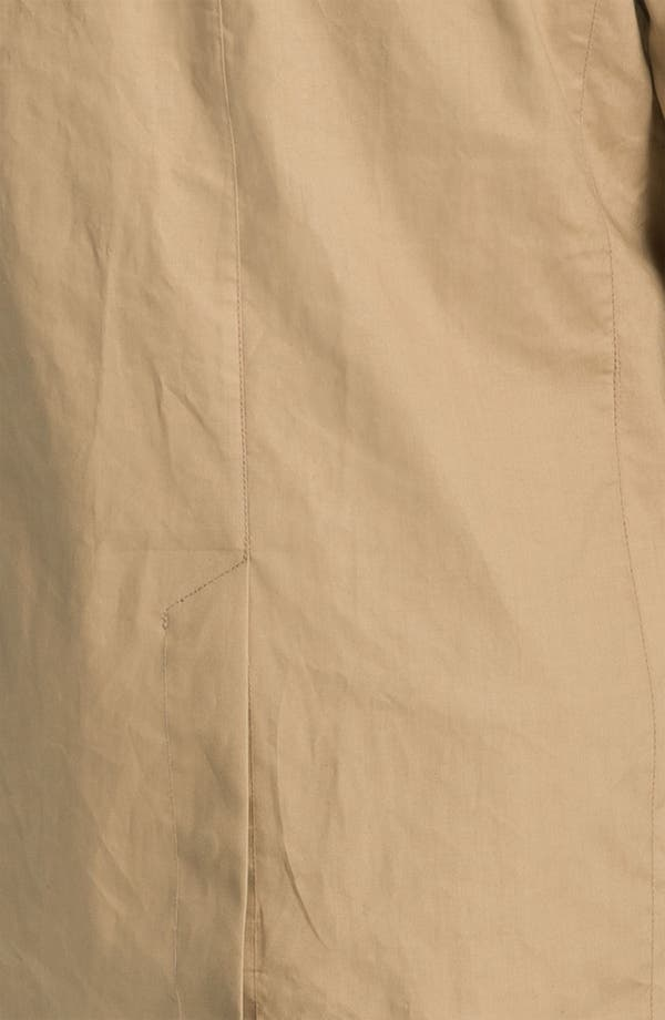 Alternate Image 3  - Scotch & Soda 'Monsieur' Half Long Trench Coat