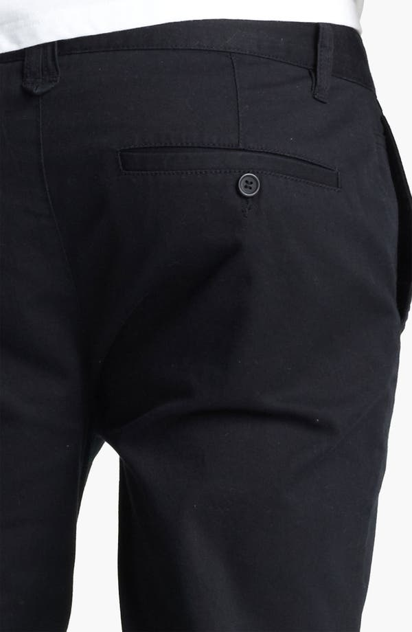 Alternate Image 3  - Topman Slim Fit Chinos