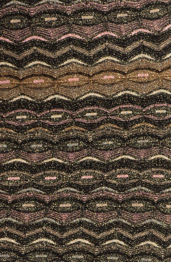 Alternate Image 3  - M Missoni Zigzag Tube Skirt