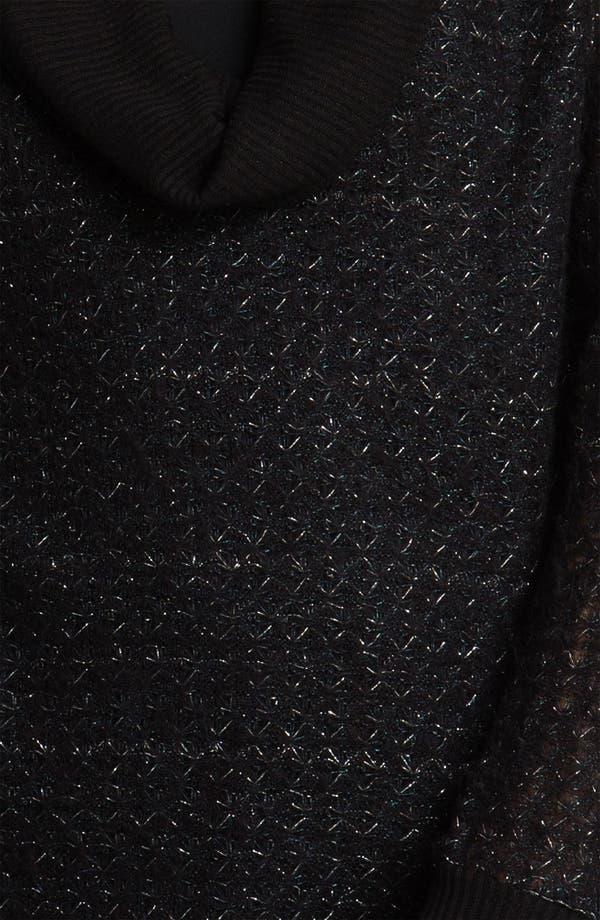 Alternate Image 2  - Ella Moss 'Rochelle' Cowl Neck Sweater