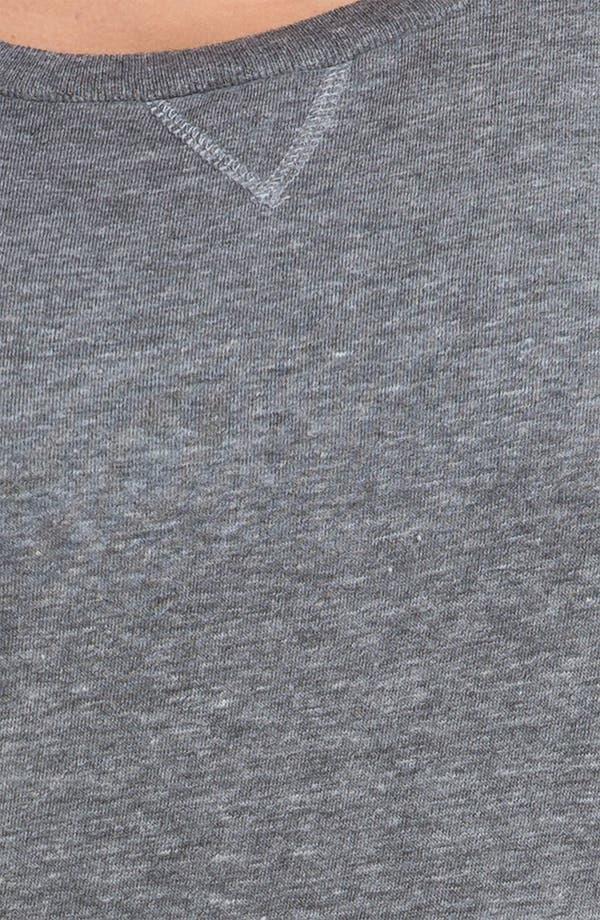 Alternate Image 3  - Nation LTD Raglan Sleeve Sweatshirt (Plus)