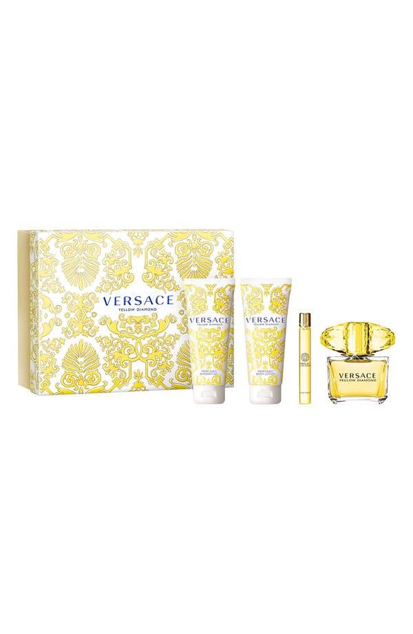 Alternate Image 1 Selected - Versace 'Yellow Diamond' Fragrance Set