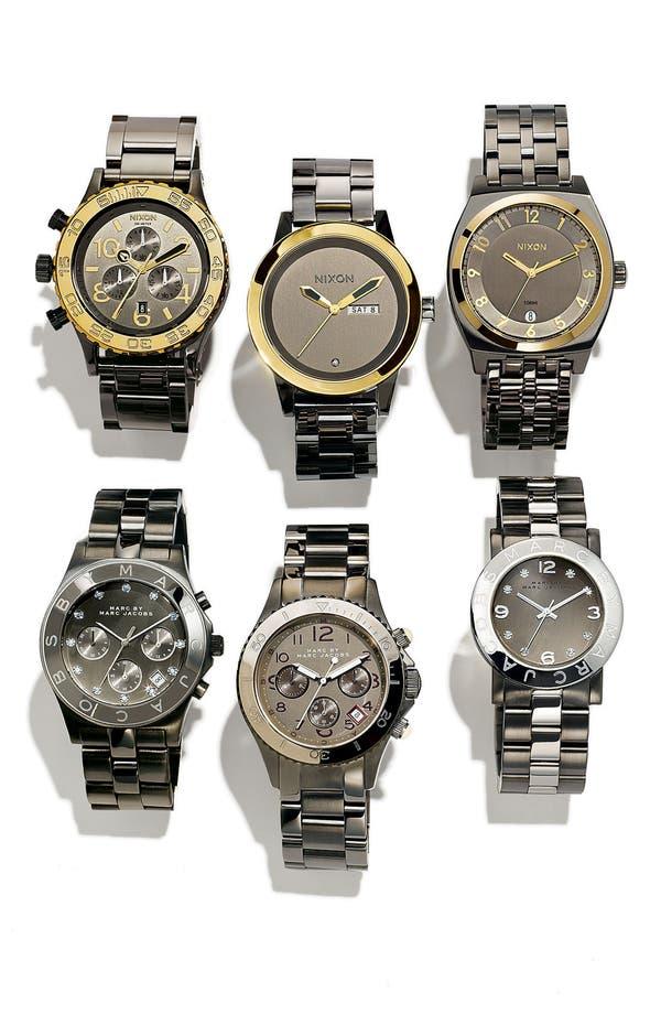 Alternate Image 5  - MARC JACOBS 'Amy' Crystal Bracelet Watch, 36mm