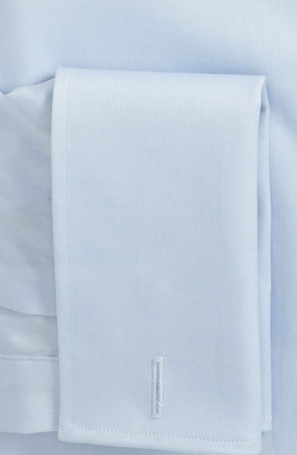 Alternate Image 2  - John W. Nordstrom® Trim Fit French Cuff Dress Shirt (Online Only)