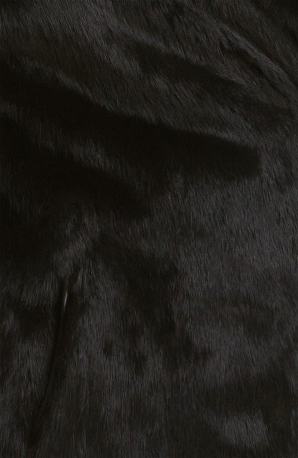 Alternate Image 3  - Veda 'Stella' Genuine Rabbit Fur Jacket