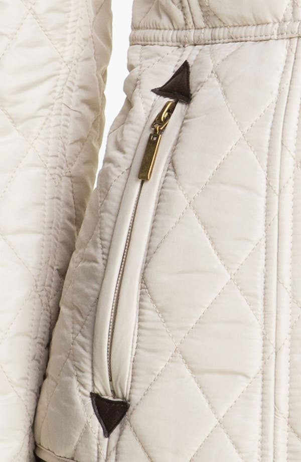 Alternate Image 3  - Weatherproof® Faux Fur Lined Barn Jacket (Online Exclusive)