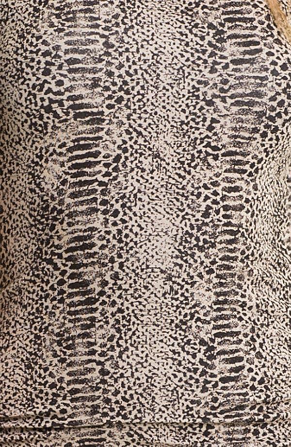 Alternate Image 3  - Tart 'Elena' Reptile Print Sheath Dress