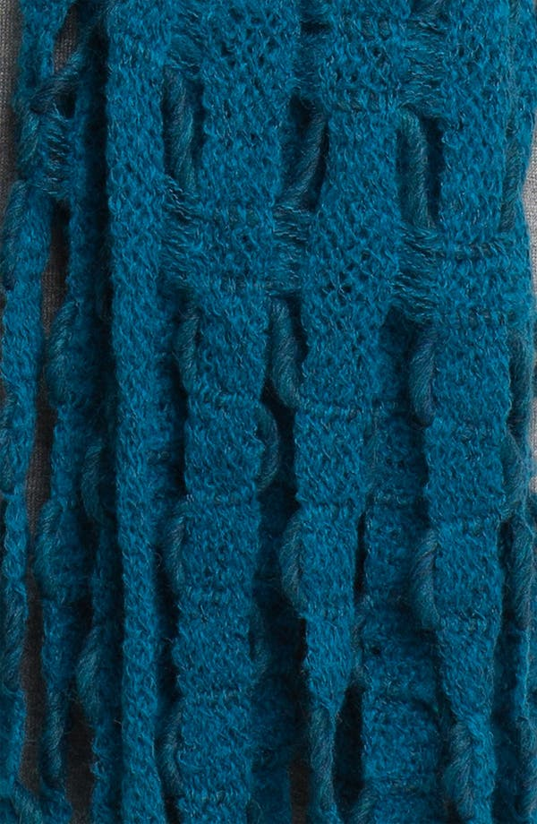 Alternate Image 2  - Nordstrom Open Weave Wrap