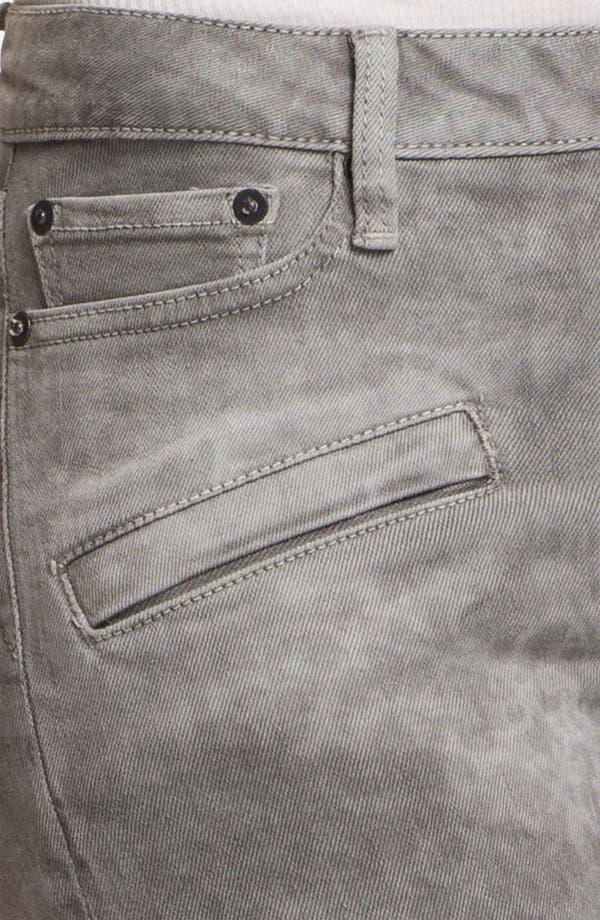 Alternate Image 3  - Vince Skinny Stretch Jeans (Marble Laser)