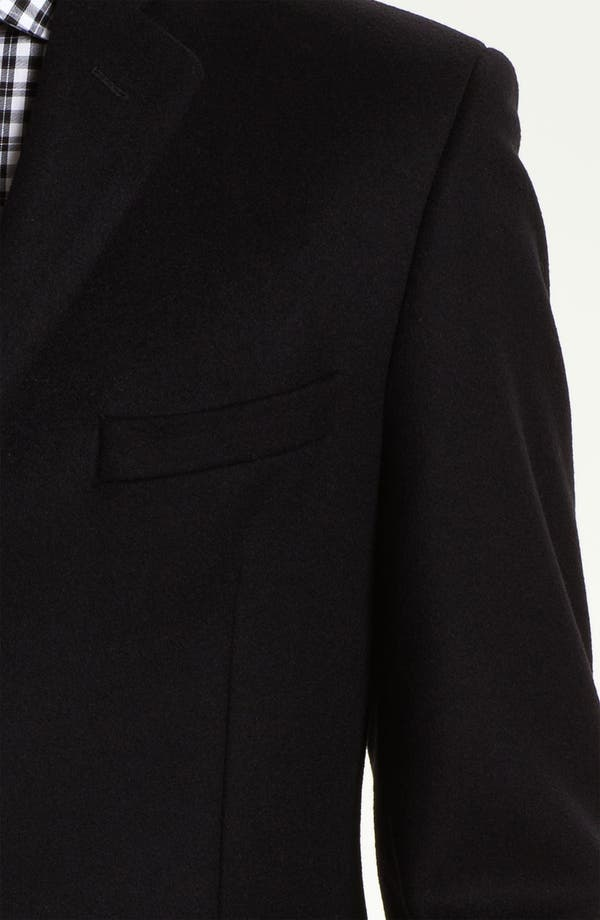 Alternate Image 3  - John Varvatos Star USA 'Newton' Top Coat