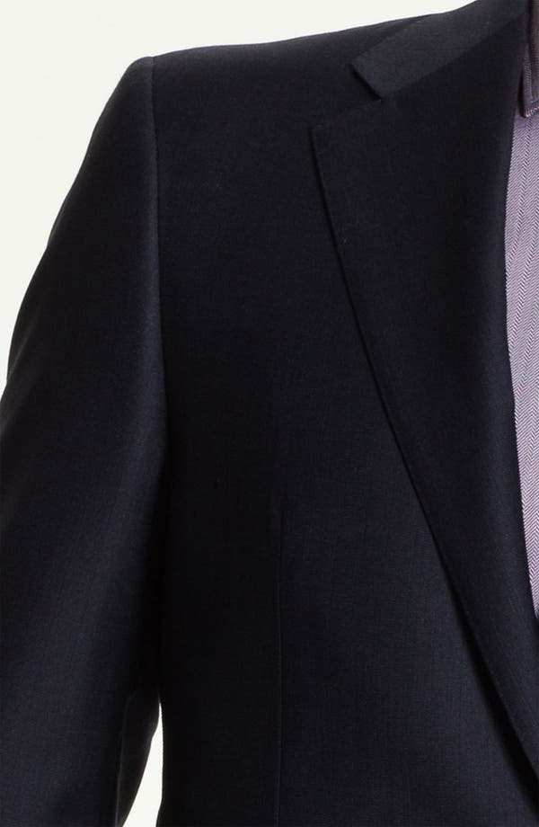Alternate Image 6  - Hickey Freeman 'A Series' Worsted Wool Suit