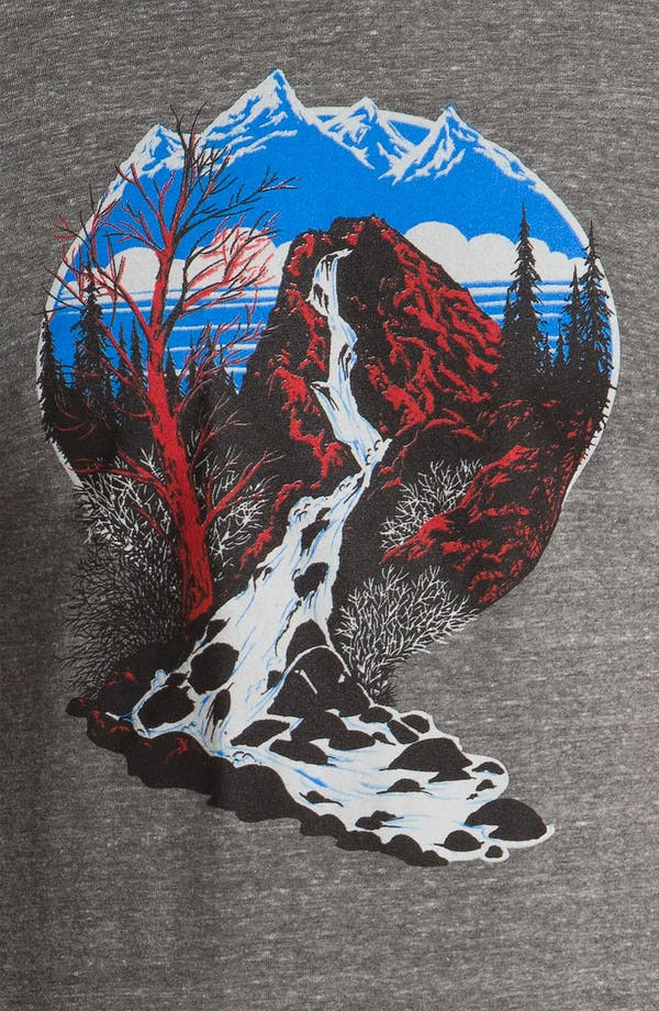 Alternate Image 3  - Toddland 'Mount Glitter Top' T-Shirt