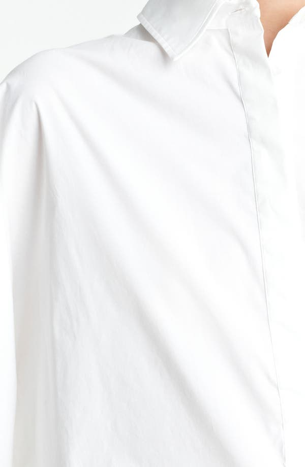 Alternate Image 3  - Max Mara 'Song' Full Sleeve Poplin Blouse
