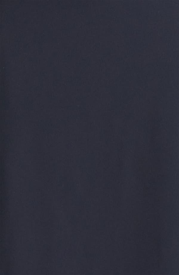 Alternate Image 3  - Armani Collezioni Beaded Strap Cady Gown