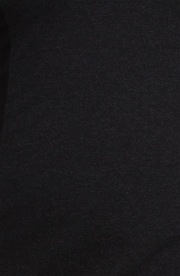 Alternate Image 3  - Eileen Fisher Colorblock Sleeveless Ponte Knit Sheath Dress (Plus)