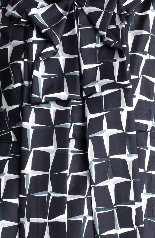 Alternate Image 4  - MARC JACOBS Diamond Print Silk Twill Top