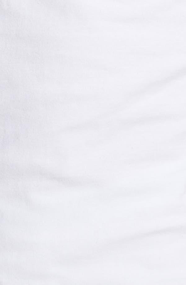 Alternate Image 3  - Nordstrom Men's Shop Trim Fit 4-Pack Crewneck T-Shirts
