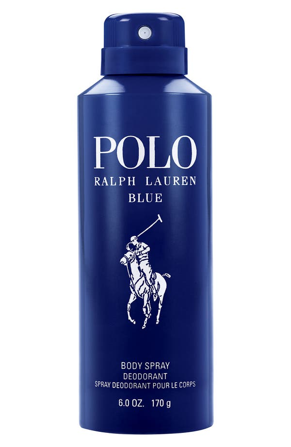 Main Image - Ralph Lauren 'Polo Blue' Body Spray Deodorant