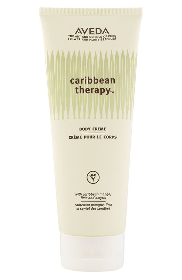 Alternate Image 1 Selected - Aveda 'caribbean therapy™' Body Crème