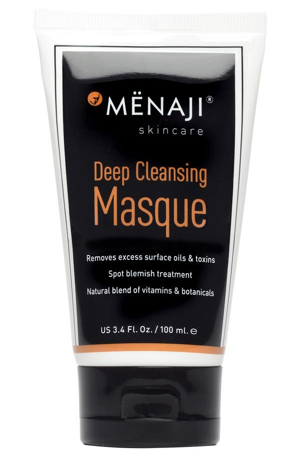 Alternate Image 1 Selected - Mënaji Skincare for Men Deep Cleansing Masque