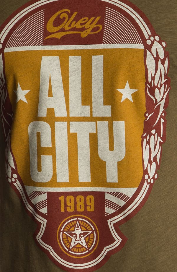 Alternate Image 3  - Obey 'All City' Graphic T-Shirt