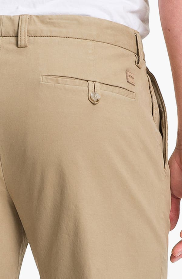 Alternate Image 3  - BOSS Black 'Crigan' Chinos