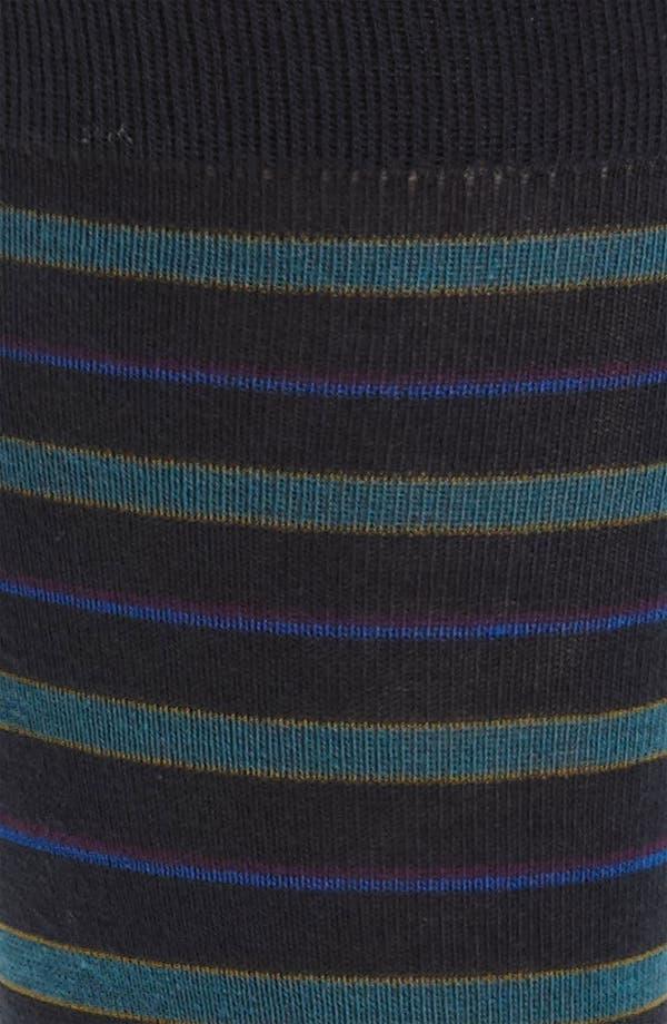 Alternate Image 2  - Pantherella Stripe Socks
