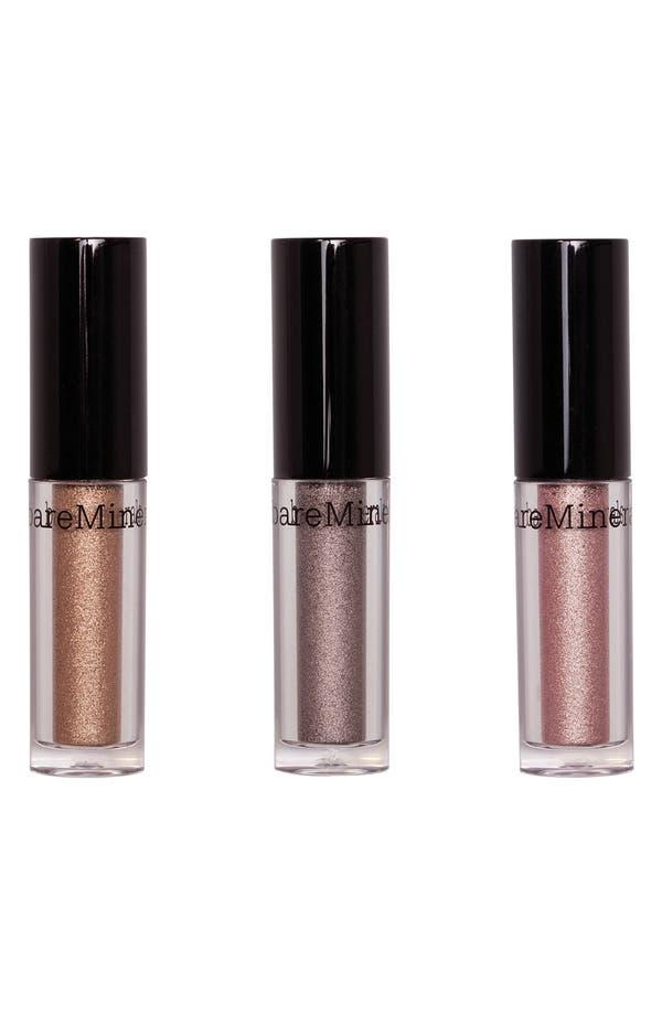 Main Image - bareMinerals® 'High Shine' Eyecolor Trio ($36 Value)