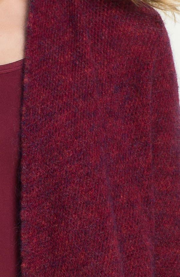 Alternate Image 3  - Eileen Fisher Drape Front Cardigan