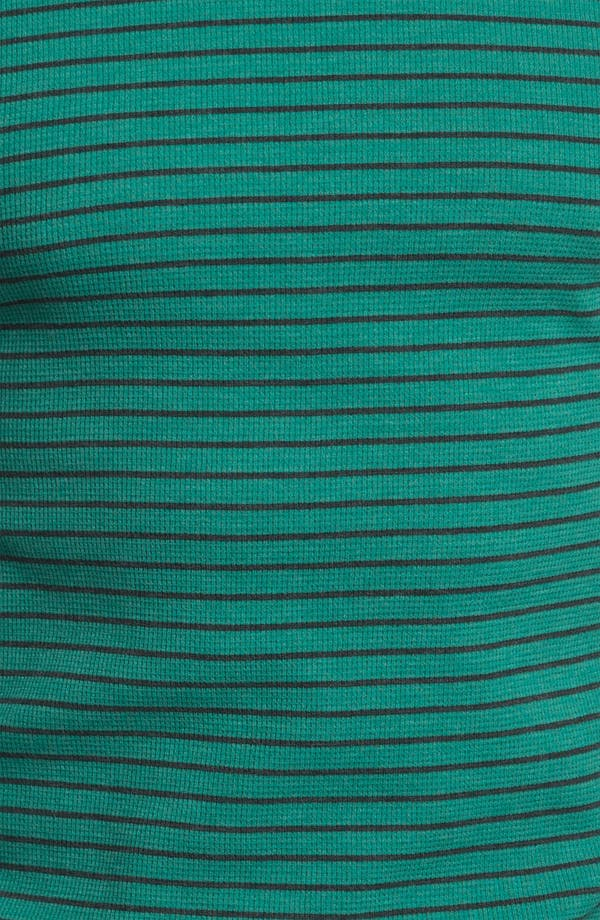 Alternate Image 3  - The Rail by Public Opinion Stripe Thermal Shirt